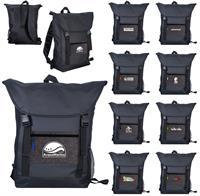 X Line Pocket Strap Backpack