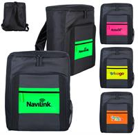 Neon Pocket Cooler Backpack