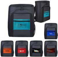 CPP-5648 - Shiny Pocket Cooler Backpack