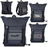 Reflective Pocket Strap Backpack