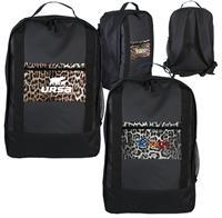 CPP-5650 - Leopard Pocket Backpack