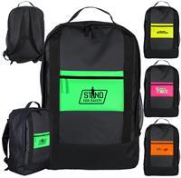 Neon Pocket Backpack