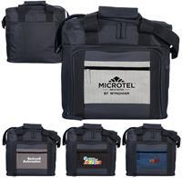 CPP-5663 - Houndstooth Pocket Cooler Bag
