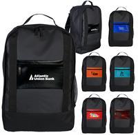 CPP-5665 - Shiny Pocket Backpack