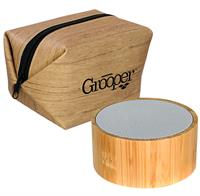 CPP-5697 - Bob Cubic Bamboo Speaker Set