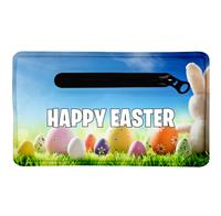Full Color Easter Water Resistant Pouch