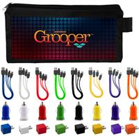 CPP-5706 - Vibrant Car Cable Wall Set