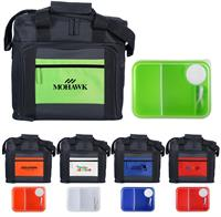 CPP-5728 - Colorful On The Go Lunch Kit