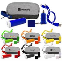 Bay Travel Charging Pouch