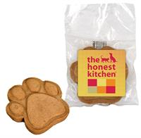 CPP-5777 - Colorful Paw Print Dog Cookie