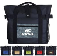 CPP-5789 - Watermark Pocket Tote Backpack