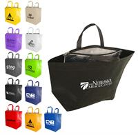 CPP-5802 - Insulated Snap Grocery Tote