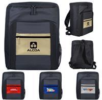 CPP-5806 - Metallic Pocket Cooler Backpack