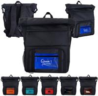 CPP-5816 - Shiny Pocket Cooler Combo Backpack