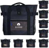 CPP-5819 - X Line Pocket Tote Backpack