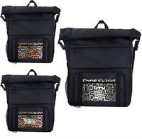 CPP-5830 - Leopard Pocket Cooler Combo Backpack