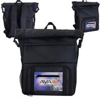 CPP-5837 - Full Color Pocket Cooler Combo Backpack