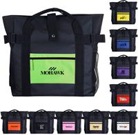 CPP-5843 - Colorful Pocket Tote Backpack