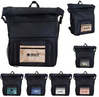 CPP-5854 - Pearlescent Pocket Cooler Combo Backpack