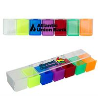 CPP-5858 - Colorful Block Pill Case