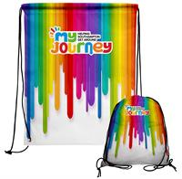 CPP-5898 - Full Color Drawstring Backpack