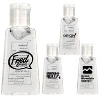 CPP-6011 - Trapezoid Hand Sanitizer
