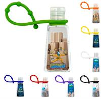 CPP-6014 - Full Color Trapezoid Hand Sanitizer with Grip