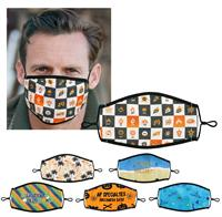 CPP-6021 - Lined Full Color Fabric Face Mask
