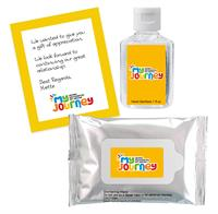 Wipe & Sanitize Appreciation Set