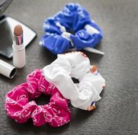 Full Color Hair Scrunchie
