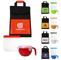 CPP-6134 - Insulated Noodle & Sandwich Cooler Set