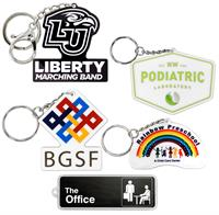 CPP-6199 - Full Color Keychain