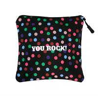 Large Square Full Color Pouch