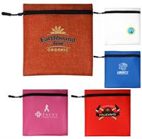Full Color Reusable Food Storage Pouch