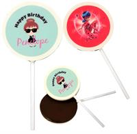 Logo Chocolate Pop