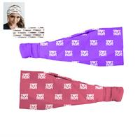 Stretchy Full Color Headband