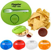 Oval Fiesta Container
