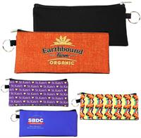 Stretchy Full Color Travel Pouch