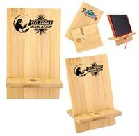 Bamboo Phone Holder