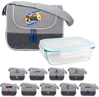CPP-6453 - Bay Cooler Glass Lunch Set