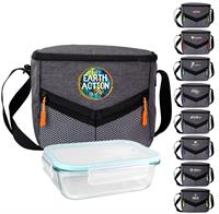 CPP-6458 - Victory Bamboo Lunch Cooler