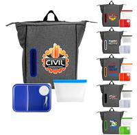 CPP-6473 - On The Go Storage Oval Lunch Cooler