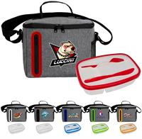 CPP-6477 - Seal Tight Oval Cooler Lunch Set