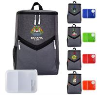 CPP-6491 - Victory On The Go Backpack Cooler Set