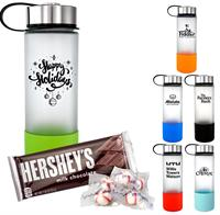 Frosted Glass Gift Set