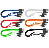 3-in-1 Type C Charging Cable
