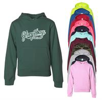 INDEPENDENT TRADING CO. YOUTH MIDWEIGHT PULLOVER HOODED SWEATSHIRT